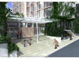 Green Park Kluczbork - projekt 2 A