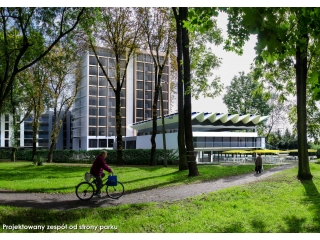 Green Park Kluczbork - projekt 1 B