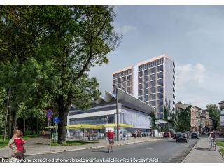 Green Park Kluczbork - projekt 1 A